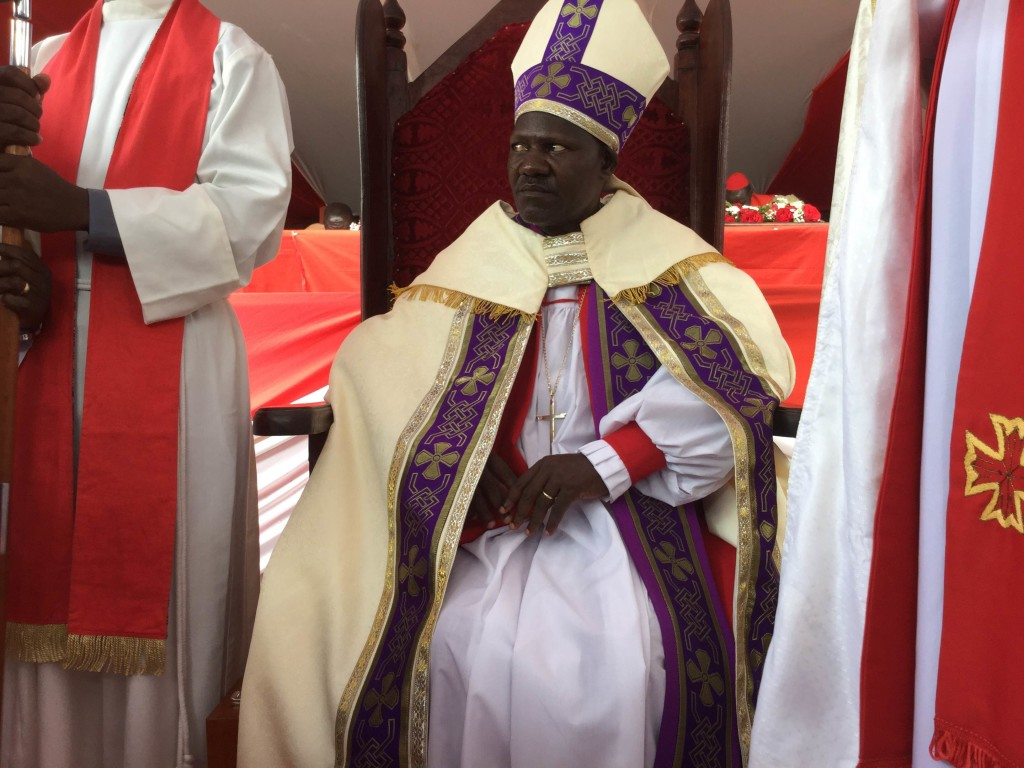 anglican bishop in Kenya